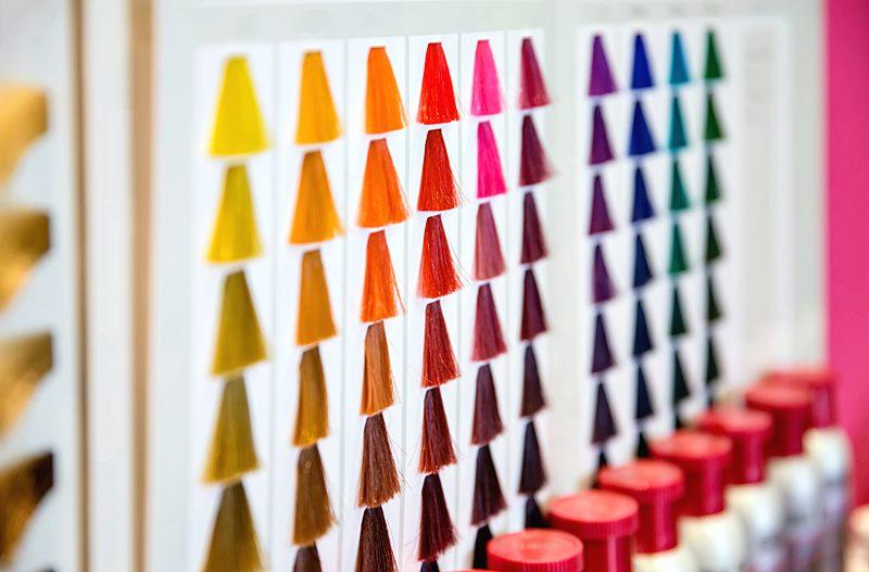Tajniki koloryzacji włosów